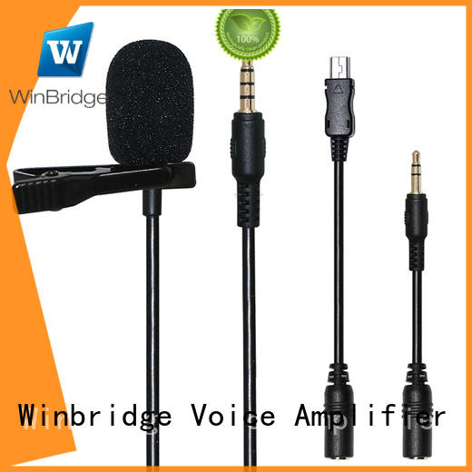 Winbridge winbridge wireless microphone for pc receiver for