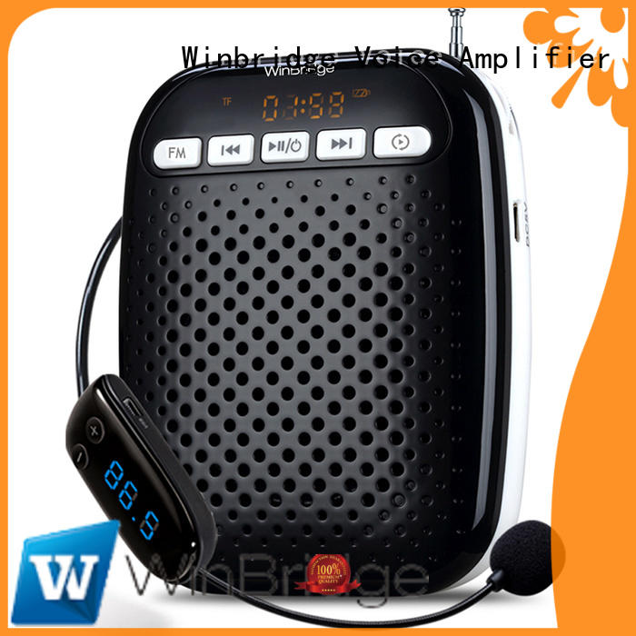 custom wireless voice amplifier for teachers supplier for teacher