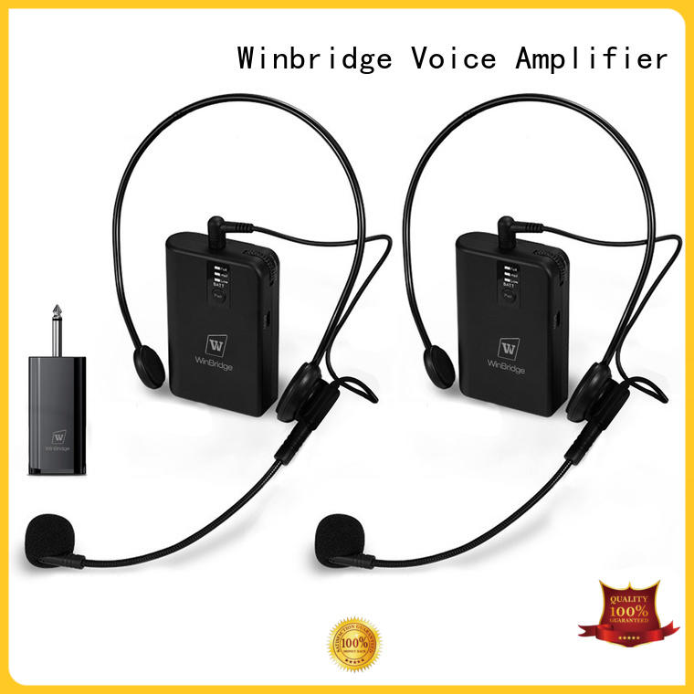 Hot winbridge voice amplifier teacher Winbridge Brand