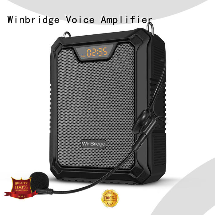 Winbridge best personal voice amplifier for busniess for sale