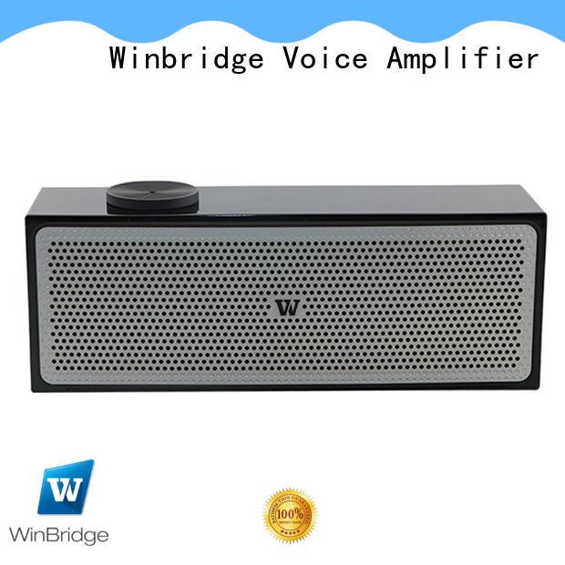 Winbridge hifi compare bluetooth speakers for party