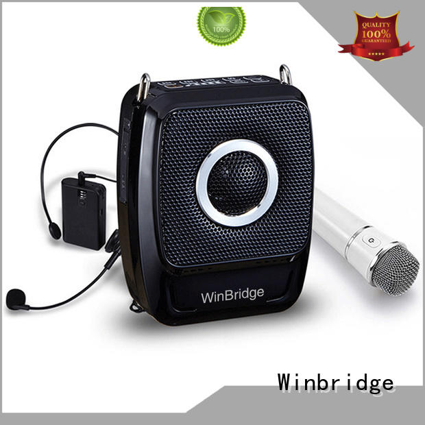 Winbridge voice amplifier wireless company wholesale
