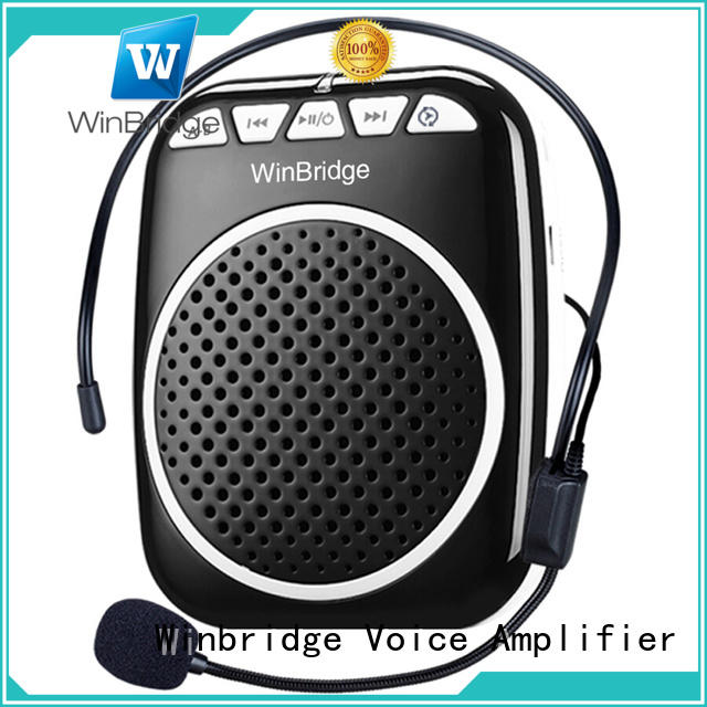 Winbridge mini voice amplifier for classroom with waistband wholesale