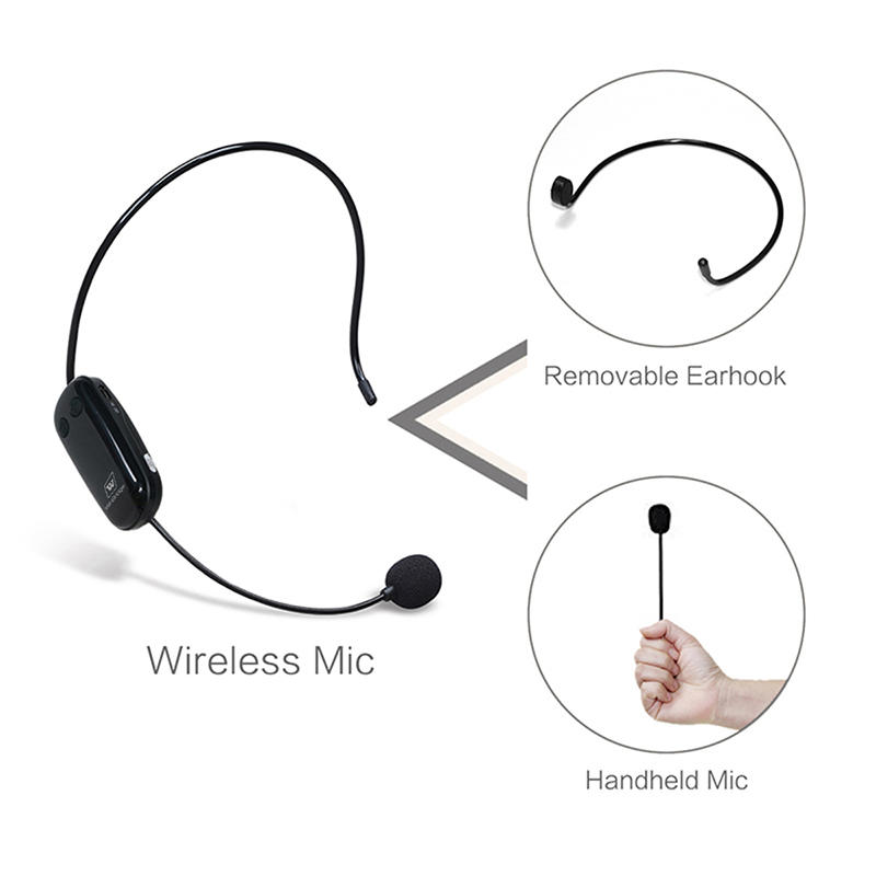 wired wireless microphone headset manufacturer for speech-3