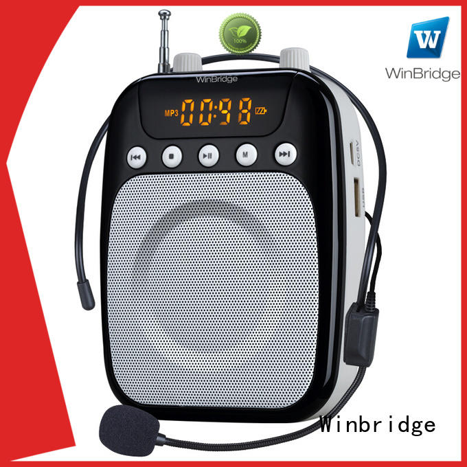 waterproof personal voice amplifier with headset for sale