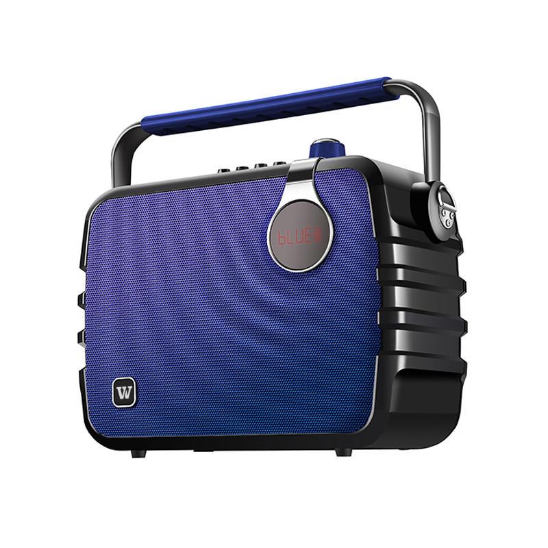 Winbridge karaoke microphone and speaker maker for dance-3