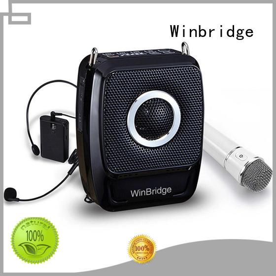 new tour guide voice amplifier hot sale for sale Winbridge