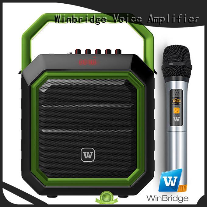 speaker karaoke winbridge comfortable Warranty Winbridge