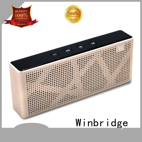 Winbridge sound bluetooth home speakers high quality for home