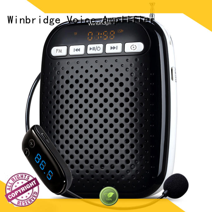 new wireless voice amplifier for teachers manufacturer for speech