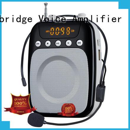 wired waterproof waistband Winbridge Brand voice enhancer