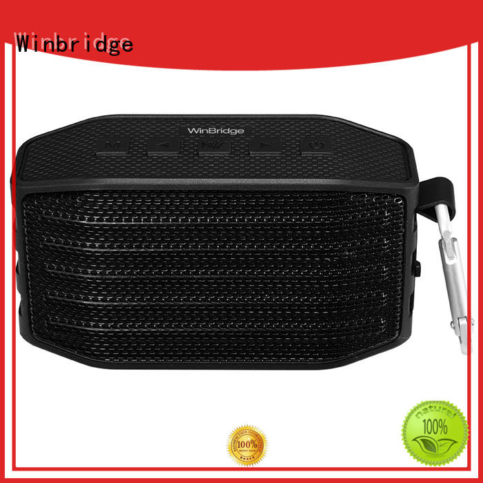 touch pocket wireless bluetooth speaker Winbridge Brand company