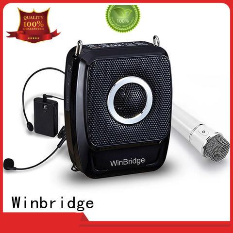 best rechargeable voice amplifier for busniess for teacher