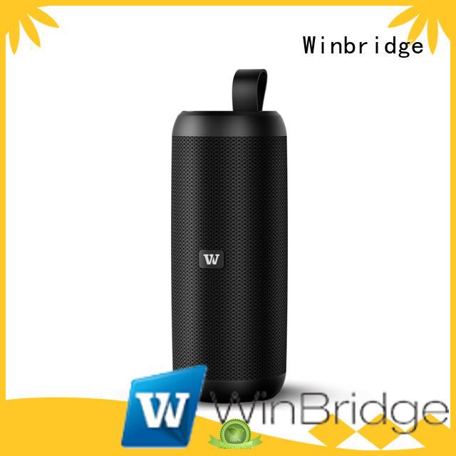 Winbridge Brand portable winbridge subwoofer cheap bluetooth speakers