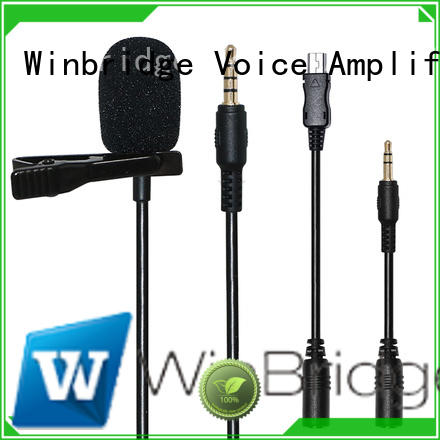 hot sale wireless microphone headset customized for party Winbridge