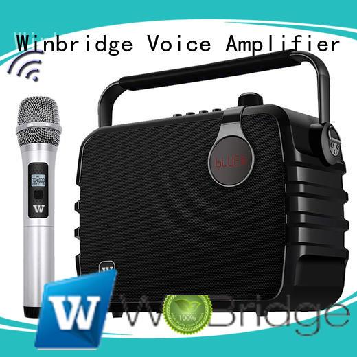 Winbridge bluetooth pa speakers manufacturers for sale