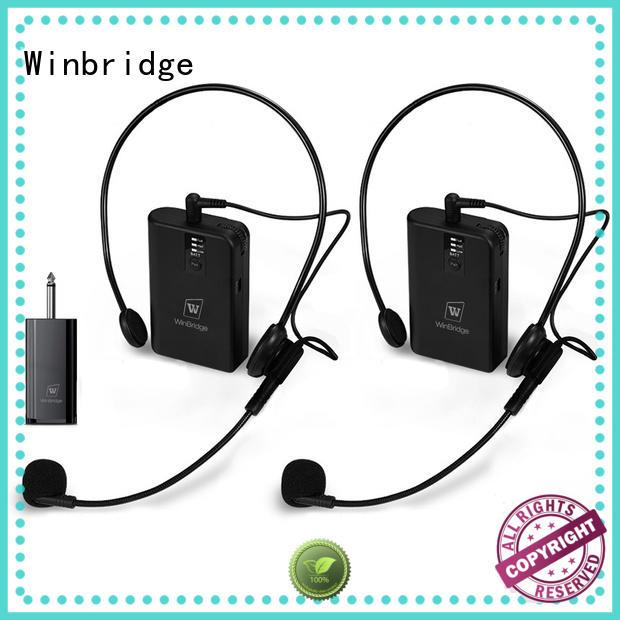 Winbridge Brand teacher winbridge custom winbridge voice amplifier