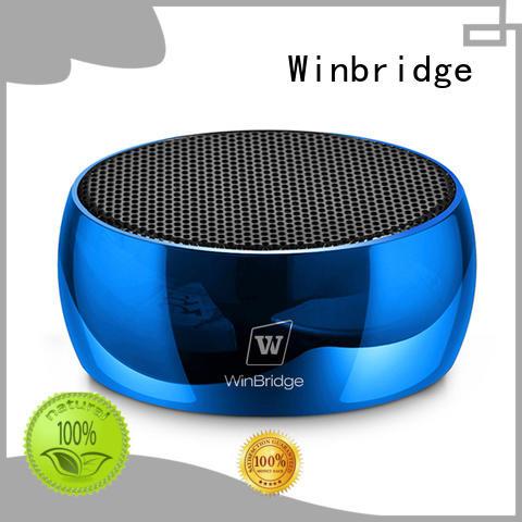 Winbridge BT5 5Watt Exquisite Mini Wireless Speaker