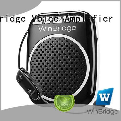 voice amplifier for parkinson's disease for speech Winbridge