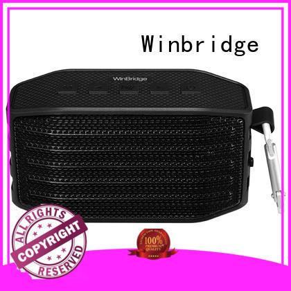 portable waterproof OEM bluetooth speaker Winbridge