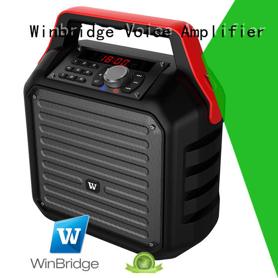 Winbridge Portable PA Speaker supply for sale