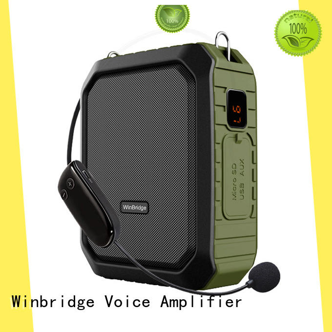 waterproof voice amplifier wireless for busniess for speech