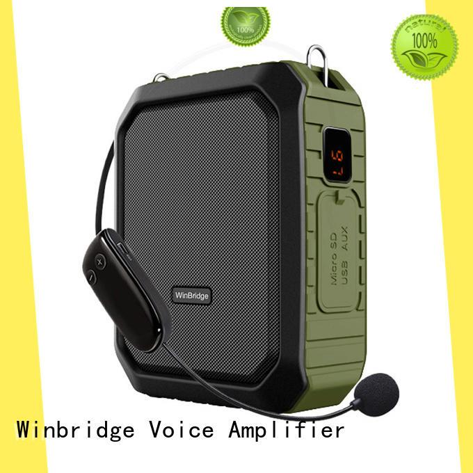 waterproof voice amplifier wireless for busniess for speech
