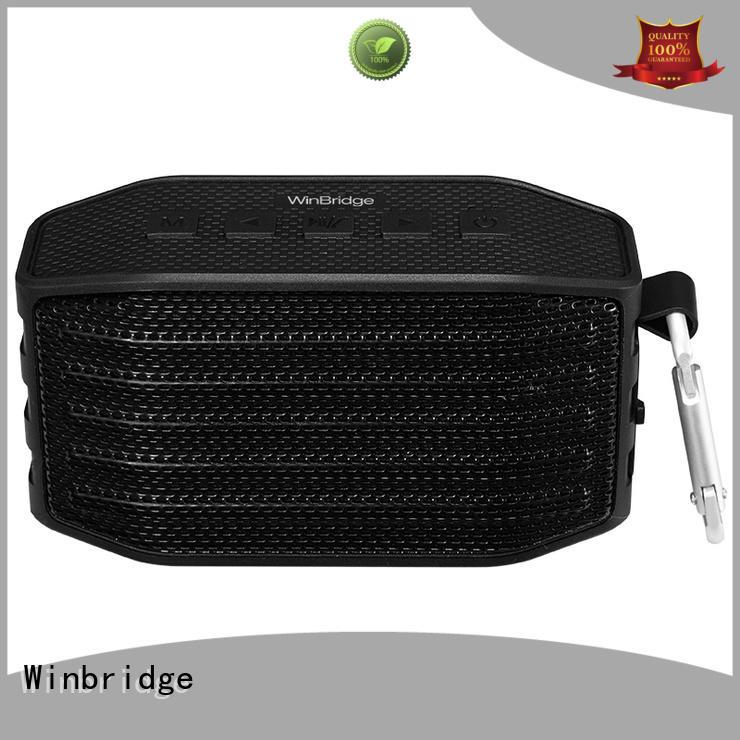 winbridge bluetooth speaker panel for Winbridge