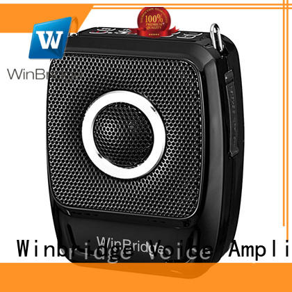 wireless microphone waterproof voice enhancer Winbridge Brand