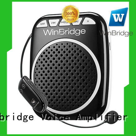 wireless voice amplifier for teachers hot sale for speech Winbridge