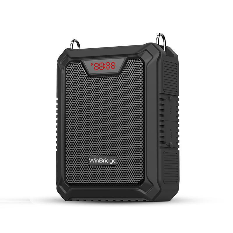 Winbridge personal voice amplifier with wireless microphone wholesale-1