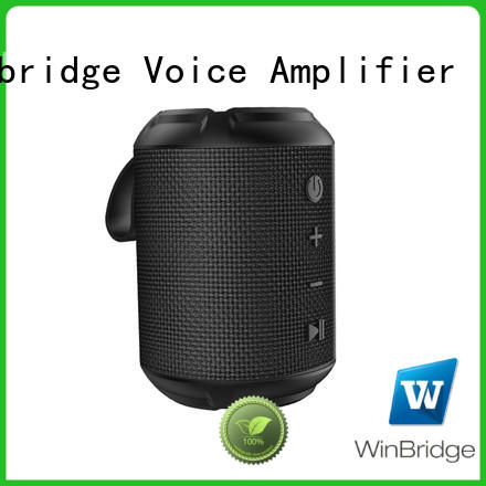 Winbridge high quality bluetooth home speakers manufacturer for outdoor hiking