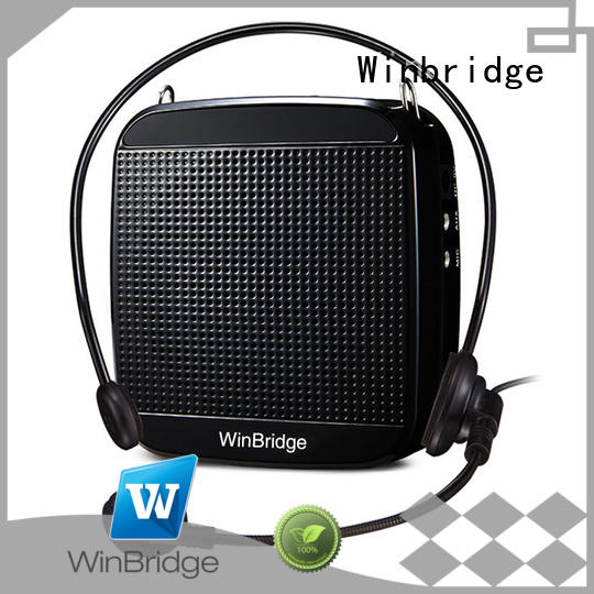 Winbridge player voice recorder amplifier new for speech