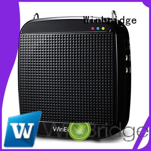 Winbridge watt personal voice amplifier with for
