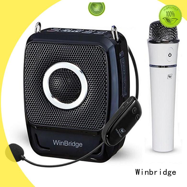 mini voice amplifier wireless for