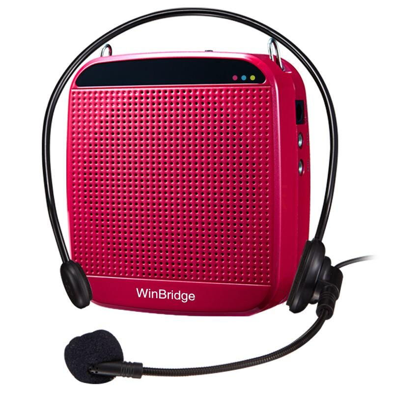 Winbridge Brand portable voice enhancer wired factory