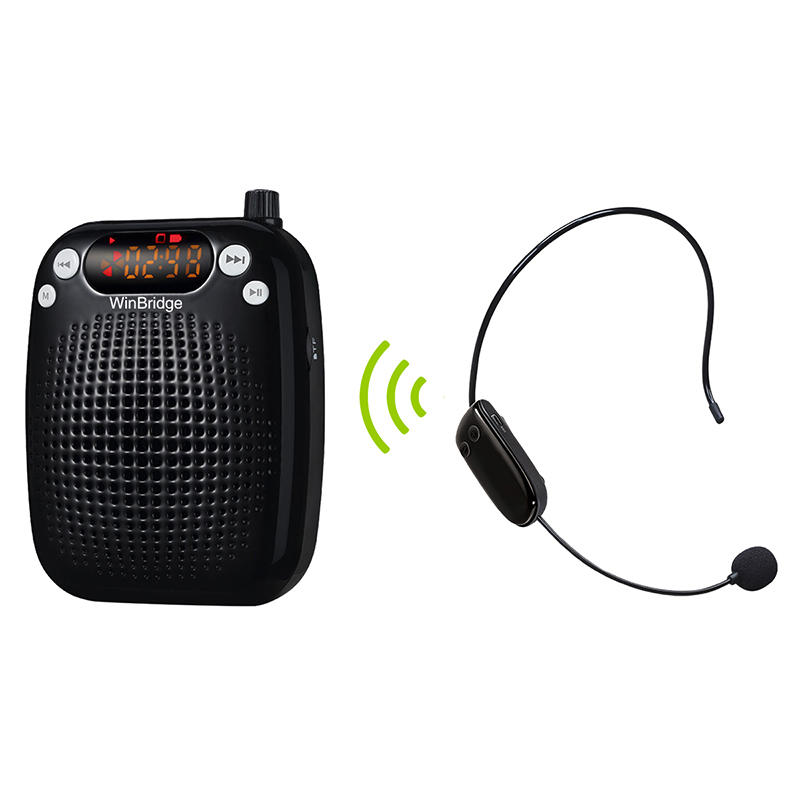 How about Winbridge portable PA speaker customer satisfaction?