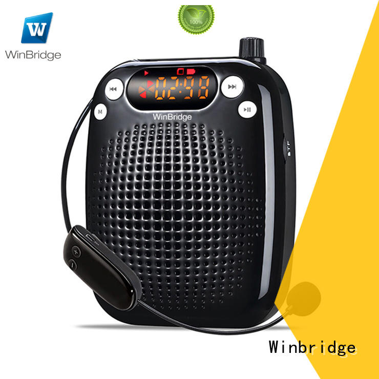 high end bluetooth voice amplifier with waistband wholesale Winbridge
