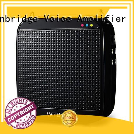 Winbridge Brand bluetooth headset voice enhancer microphone factory