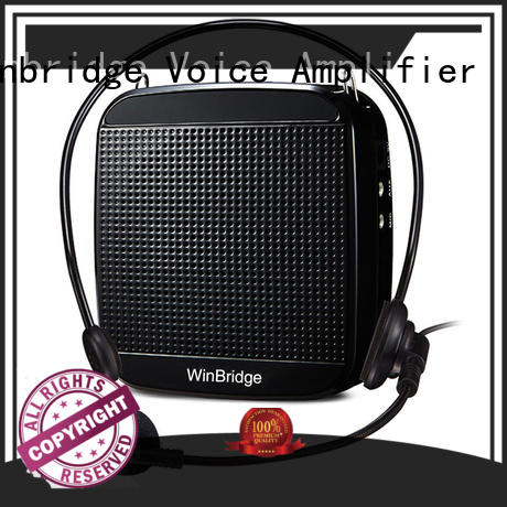 Winbridge watt voice enhancer new for teacher