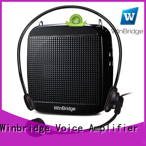 Winbridge disk winbridge voice amplifier new for speech