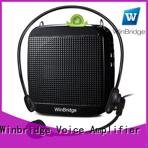 Winbridge disk winbridge voice amplifier new for speech