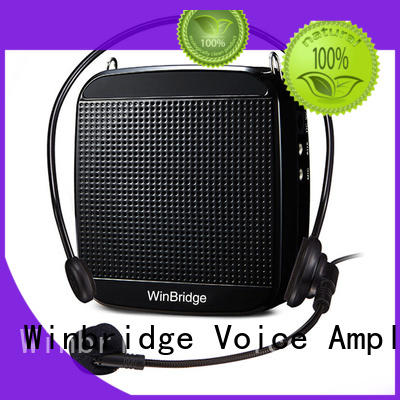 Winbridge 18 watt WB003 Rechargeable Voice Amplifier For Teacher