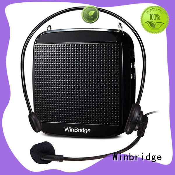 wireless voice amplifier for teachers high quality for sale Winbridge
