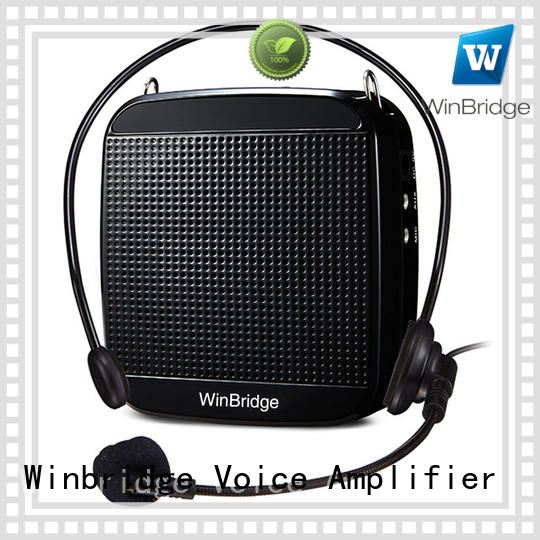 portable winbridge OEM voice enhancer Winbridge