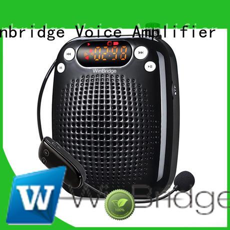 best voice amplifier for teachers new for teacher Winbridge