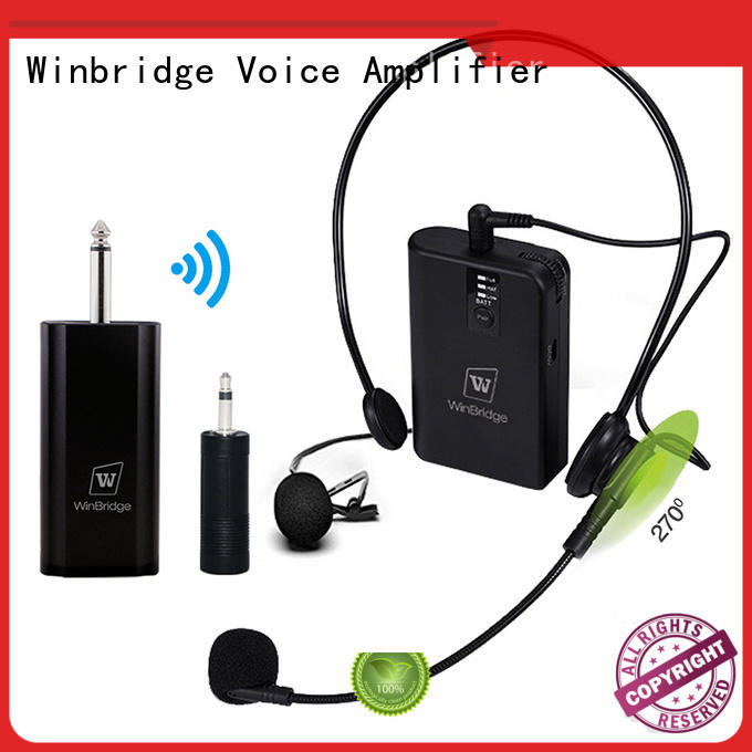 wired wireless lapel microphone supplier for party