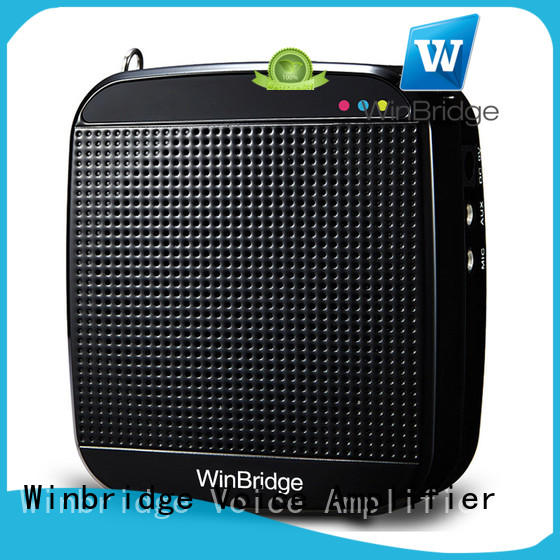 hot sale portable voice amplifier with headset for teacher Winbridge