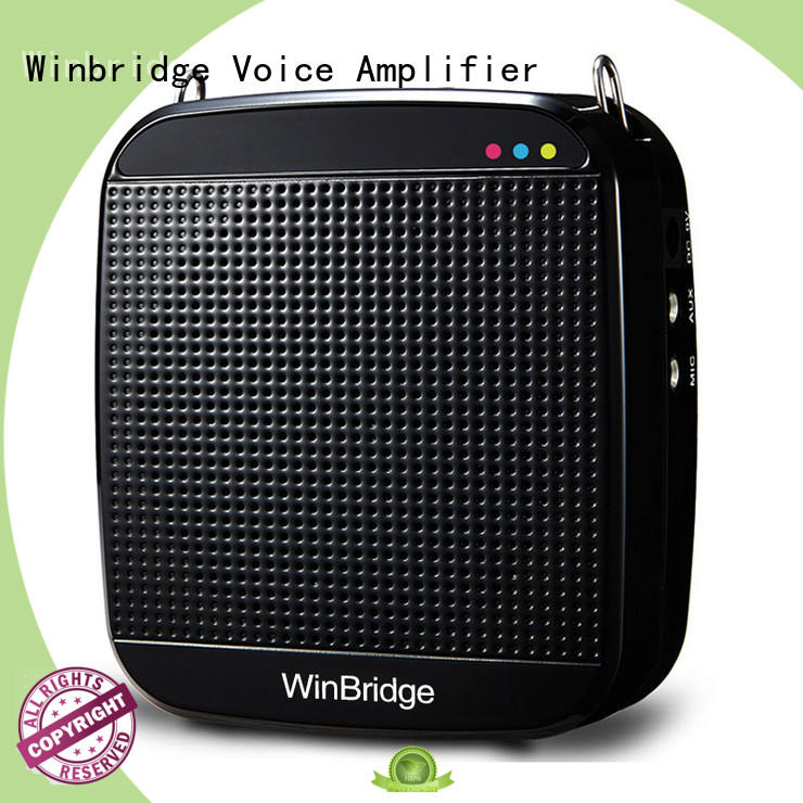 Winbridge WB613 18Watt 2.4G Wireless Voice Amplifier