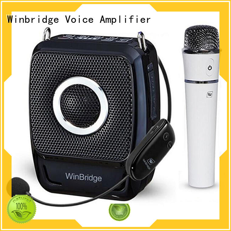 mini voice amplifier wireless with headset wholesale